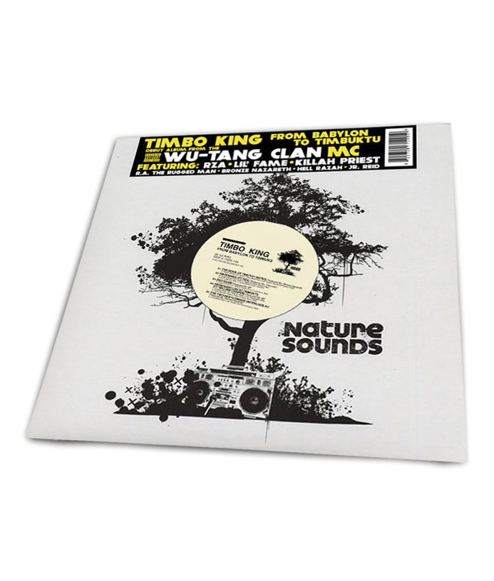 Timbo King From Babylon To Timbuk2 2lp Nature Sounds