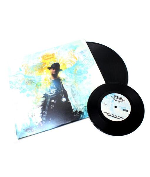 Vinyl 2LP + 7″