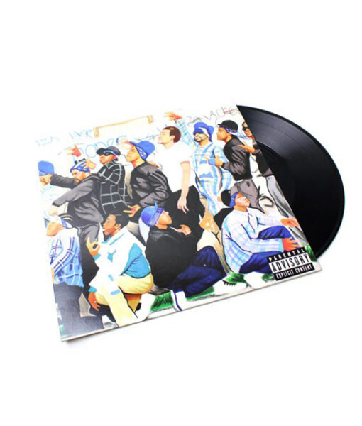 12″ Vinyl Single