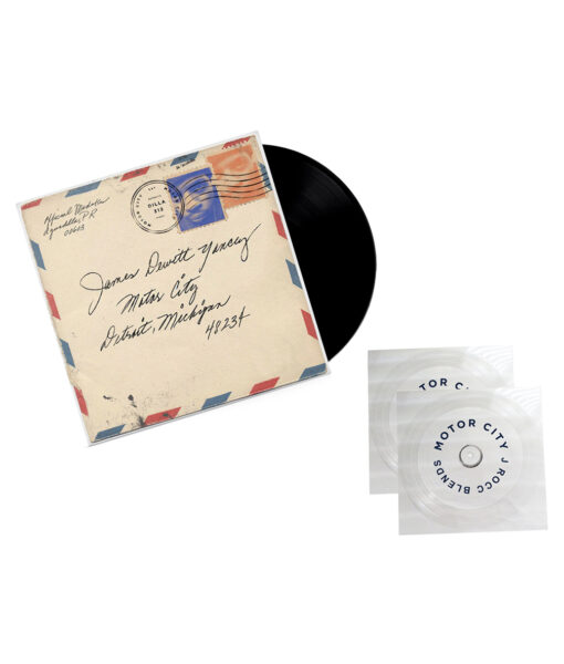Vinyl LP + 7″ Flexis