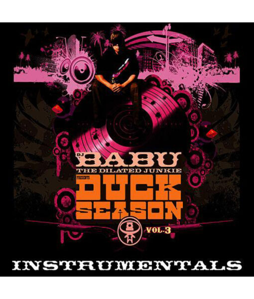 Duck Season Vol. 3 Instrumentals