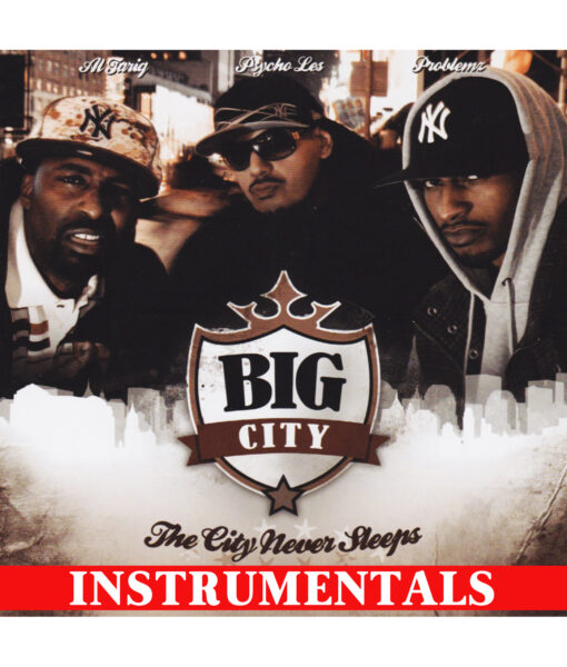 The City Never Sleeps Instrumentals