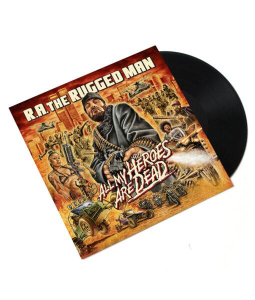 Vinyl 3LP