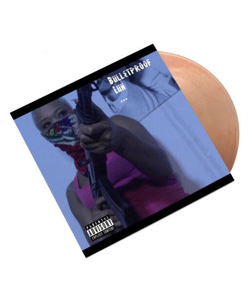 Colored Vinyl LP