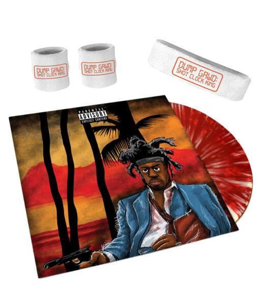 Vinyl LP + Sweatbands